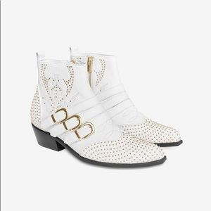 NWT Anine Bing Penny Boots